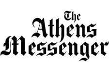 the athens messenger logo