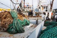 CCR This fashion partnership is making jackets out of old fishing nets