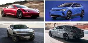 CCR Every Electric Vehicle That's Expected in the Next Five Years