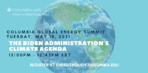 CCR Webinar Invite _ The Biden Administration's Climate Agenda_ A Conversation with Gina McCarthy _ May 18