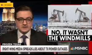 CCR Chris Hayes debunks GOP, right-wing media lies about Texas power outages