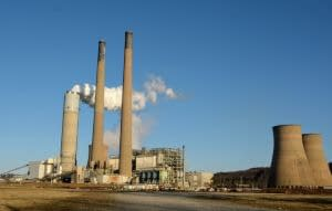 Coal-fired power plant Armstrong County