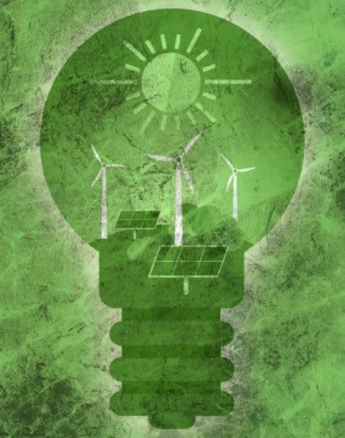 The Idea of renewables